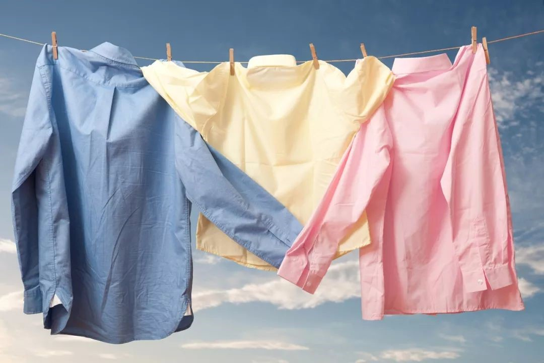 Tips for removing the smell of new clothes